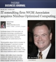 IT consulting firm WGM Associates acquires Nimbus Optimized Computing