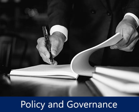 Policy and Governance